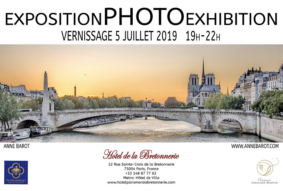 EXPO Photo_Anne BAROT_Hotel Bretonnerie