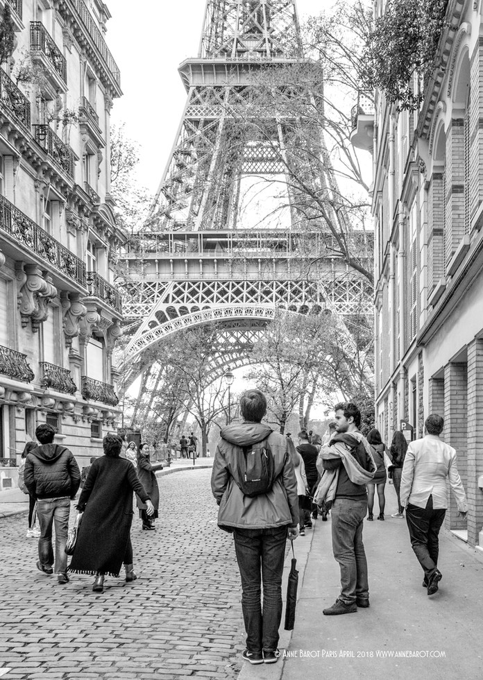 Another great spot to be shot by the #Eiffel