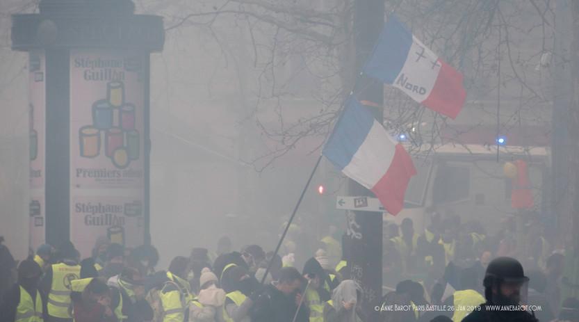 Place de la Bastille (26 jan 2019)