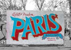 Paris, Land of Freedom 💙♡❤️