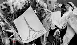 Pray for Paris 💙♡❤️