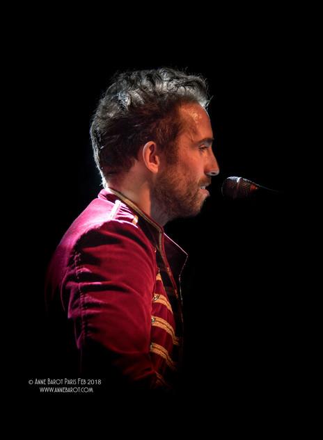 Alexandre, Chanteur d'Arthédone