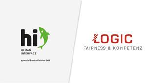 LOGIC media solutions GmbH neuer Vertriebspartner für hi human interface Steuersystem für Broadcast