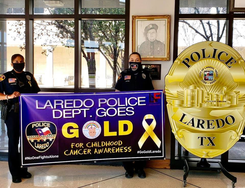 LPD GOES GOLD