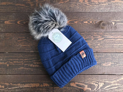 Adult Single Pom Beanie