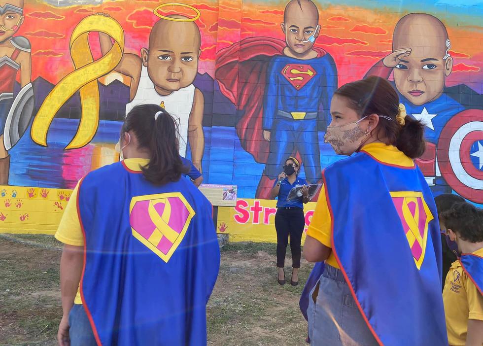Mural of Hope