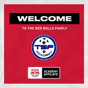 TSF Academy Announce Academy Affiliation with New York Red Bulls