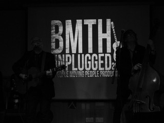 Bournemouth Unplugged - Here we come!