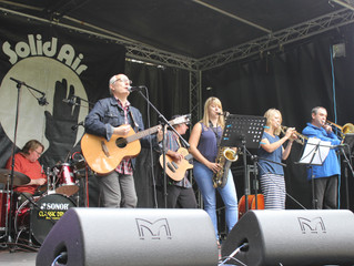 The Darwins and the EBS Groove on the Green