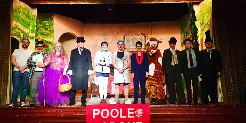 Poole Labour Panto: Dick Whittington and his Big Red Cat