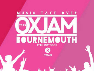 The Darwins do Oxjam in October