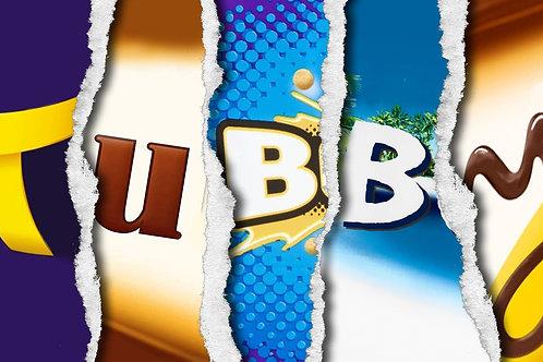 TUBBY Swear Bar