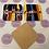 Thumbnail: Wooden Swear Coasters