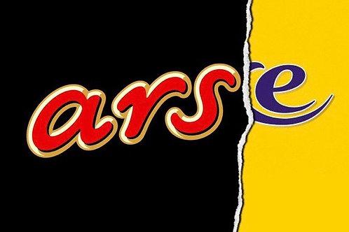 ARSE Swear Bar