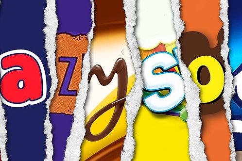 LAZYSOD Swear Bar