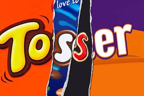 TOSSER Swear Bar