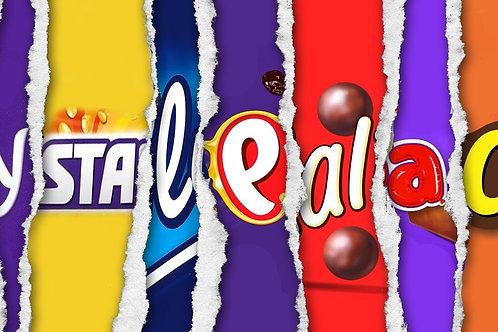Crystal Palace Football Bars
