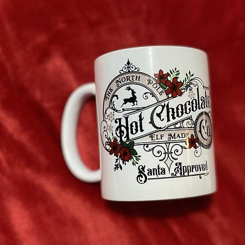 Hot chocolate mug (mug only)