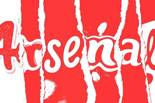 Arsenal Football Bars