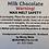 Thumbnail: Swear Bar Wax Melt Snapable Bars (Chocolate Scented)