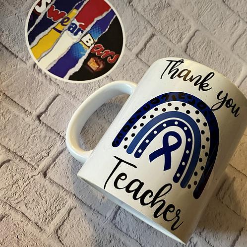 Diabetes Teacher mug /Teaching Assistant