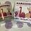 Thumbnail: Mamasaurus Mother's Day card and candle set
