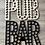 Thumbnail: PUB/BAR WALL DECORATION (WOOD COLOUR)