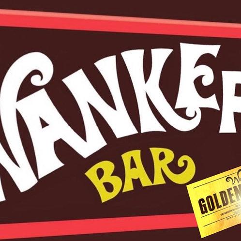 WANKER Swear Bar (Golden Ticket Giveaway)