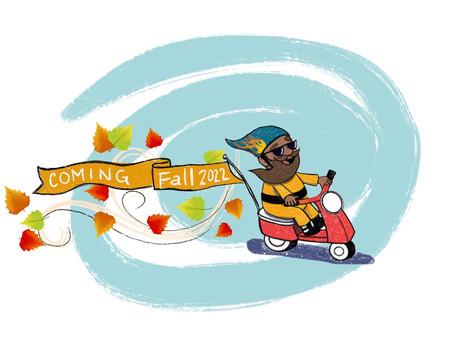 Welcoming Author-Illustrator Anita Crawford Clark