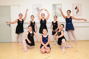 Ballet Clássico e Jazz