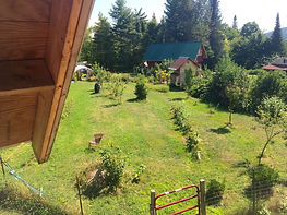 view of garden farm 2nd floor farmstand.