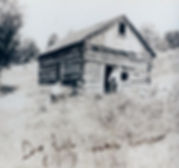 Log hut near house.jpg