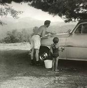 me wash car with dad.jpg