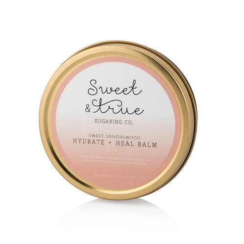 Hydrate & Heal Balm - Sweet Sandalwood 1.7 oz.
