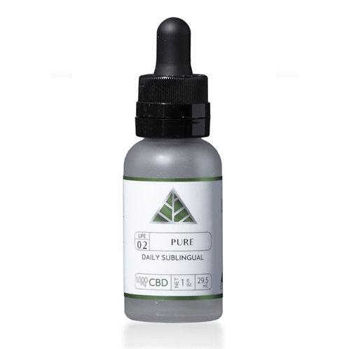 Pure – Daily CBD Oil