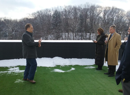 Prime Companies Showcases Newest Luxury Apartment Complex in Saratoga Springs During Hard Hat Tour
