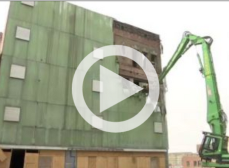 New PrimeCos Project: State Street Building Demolished to Make Room for Mixed-Use Development