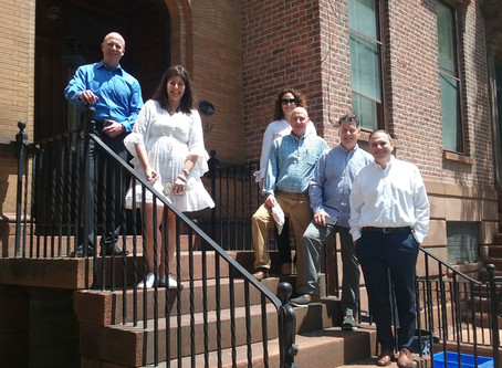 CBC Prime Properties Agents Tour Downtown Albany
