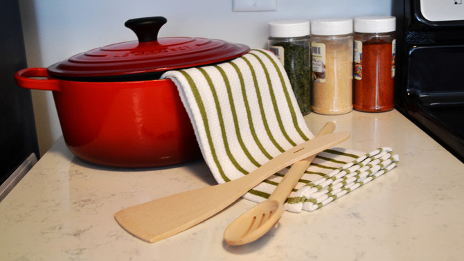 Quality, Not Quantity: The top 10 pieces every apartment dweller should have in their kitchen