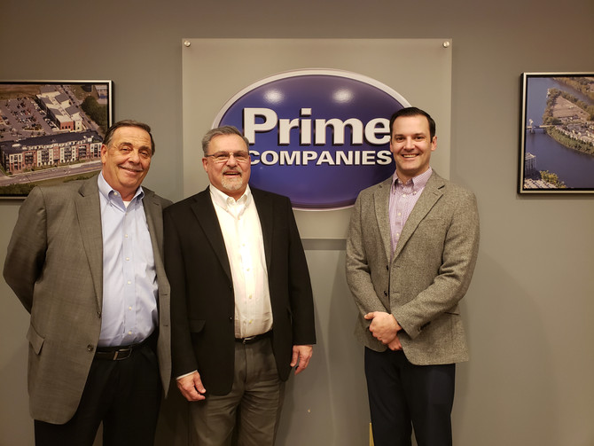 Recent Promotions at Prime Companies