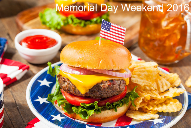 7 categories with over 70 tips and must-haves for a great Memorial Day weekend!