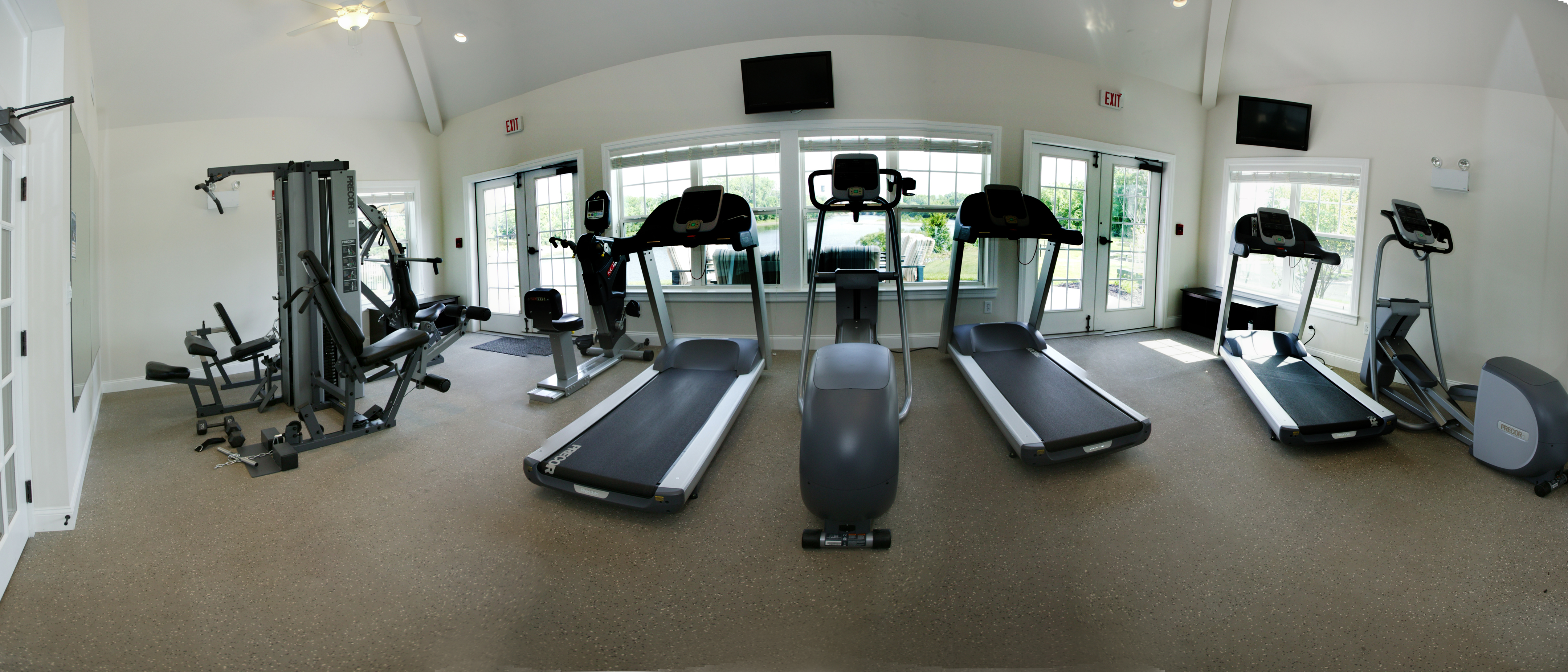 Exercise Room Pano