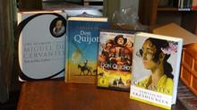 Miguel de Cervantes: ein spannender, neuer Charakter