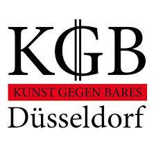 Teilnahme an Kunst gegen Bares (KGB) Düsseldorf am 07.04.2016