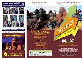 Frust im Sauerland setzt Neugierde für Siegen frei: Teilnahme an der Afrika-Tagung mit Afrikamusik u