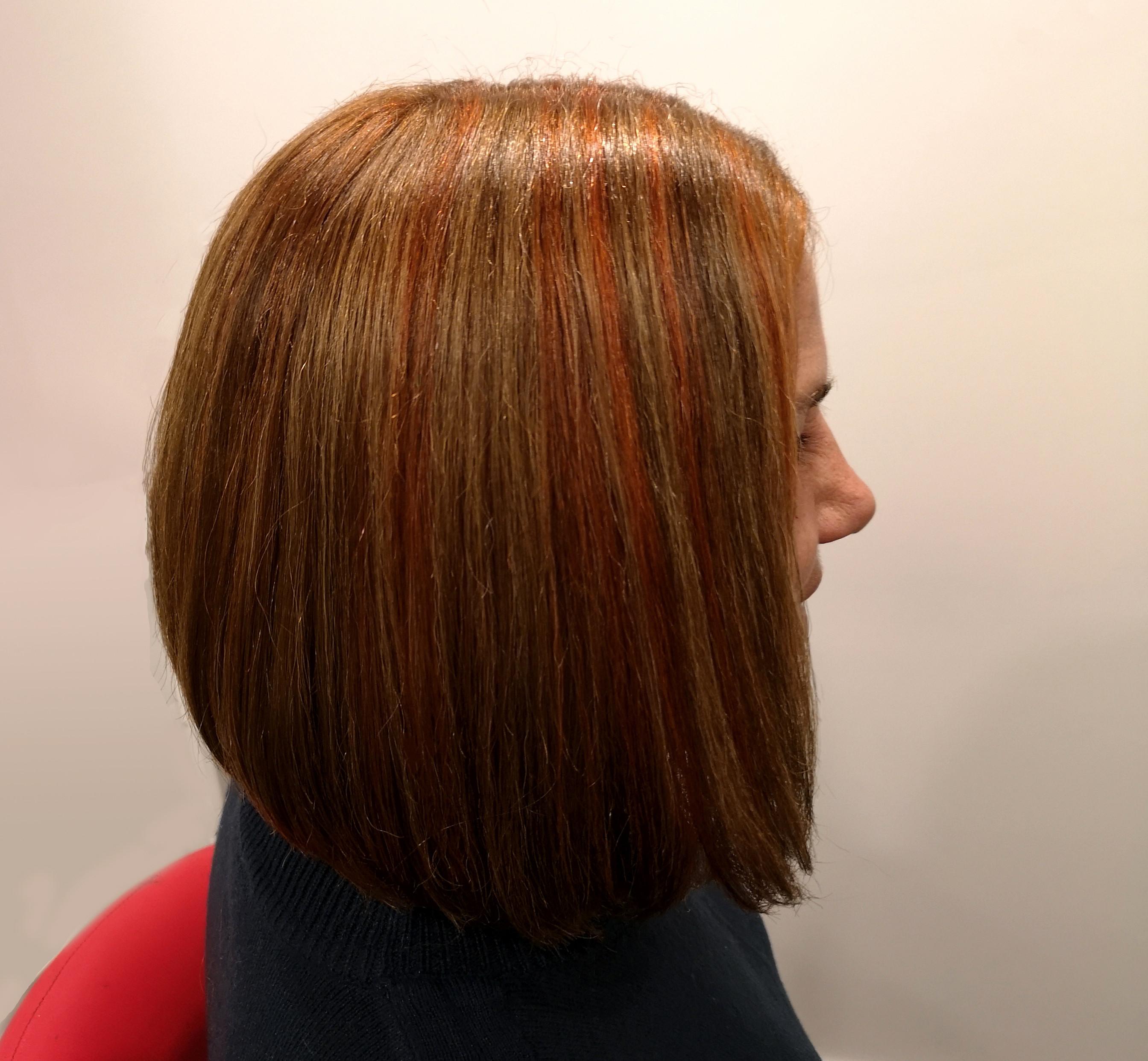 Wash, Cut & Style Medium/Long Hair