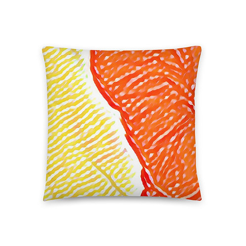 The 'This Devil' Print Pillow