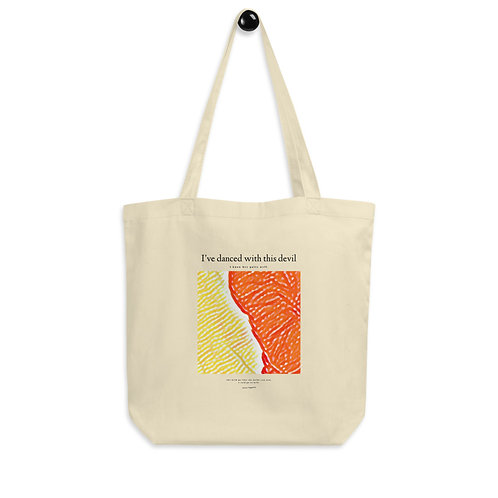 The 'This Devil' Eco Tote Bag Without Stella's Face