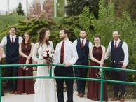 Royal Hansen Wedding