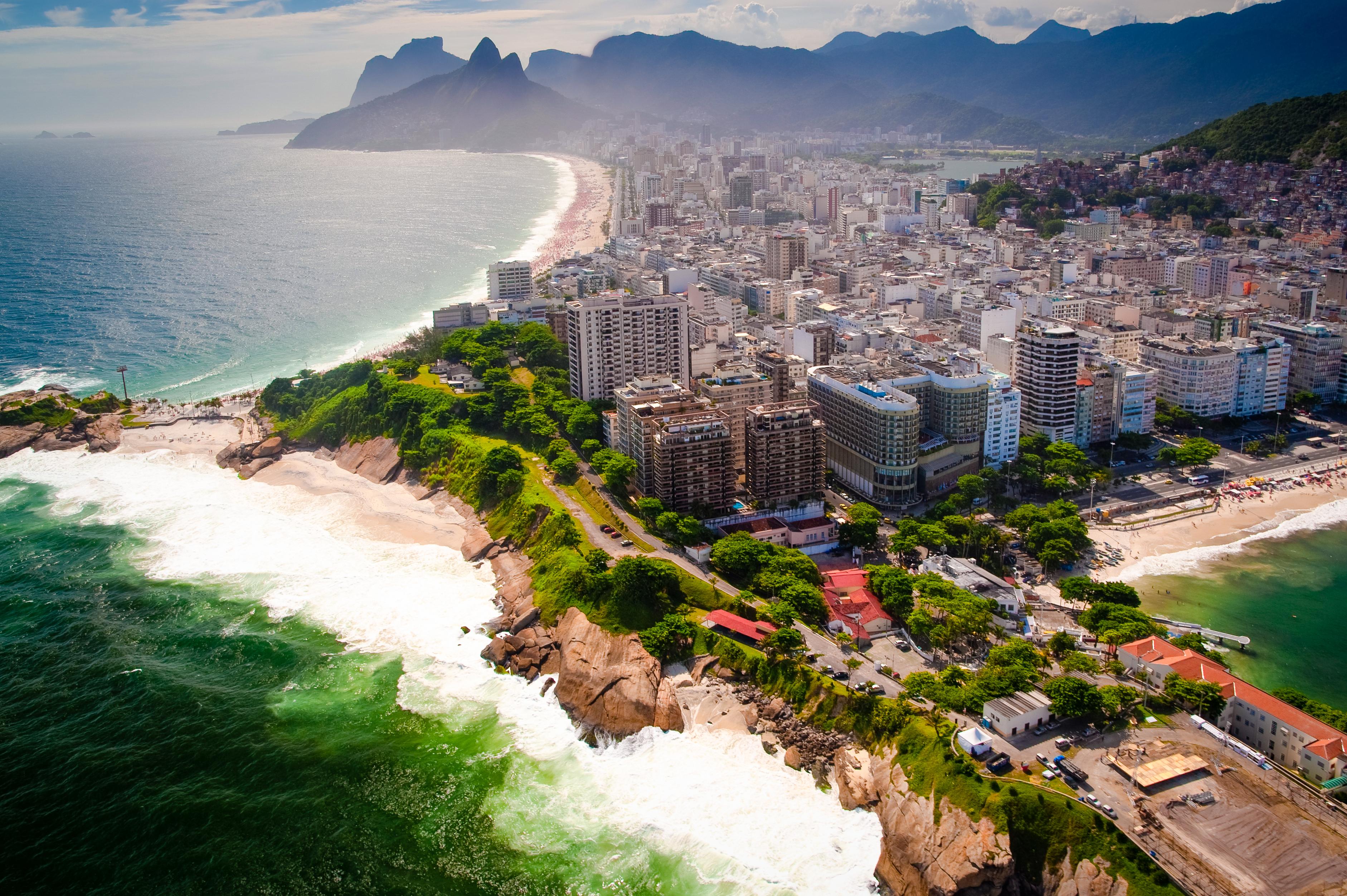Janeiro Praia Rio de